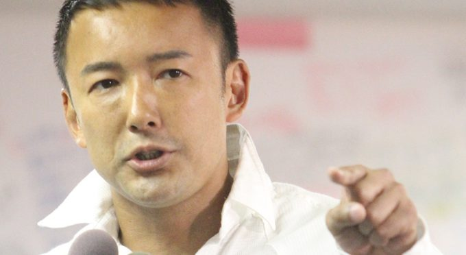 パチンコ業界に激震、山本太郎が国会で「おまえらサミーやダイナムから賄賂もらってるのか」と絶叫!!!
